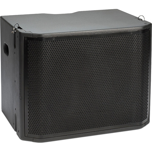 "Turbosound FLASHLINE TFS-550L 12"" Front Loaded Subwoofer"