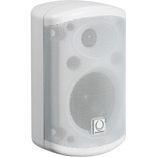 Turbosound Impact 35 Passive 2-Way Loudspeaker (Pair, Black)