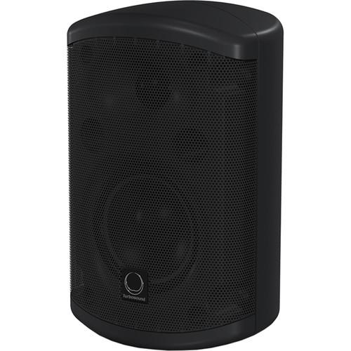 Turbosound Impact 35T Compact 2-Way Passive Loudspeaker (Black)