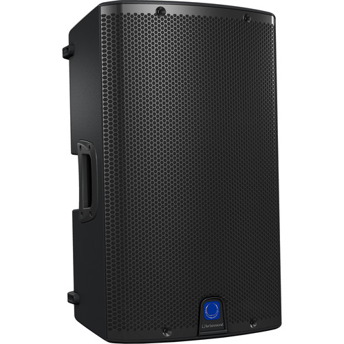 "Turbosound iX12 2-Way 1000W 12"" Powered Loudspeaker with KLARK TEKNIK DSP Technology, Remote Control via iPhone/iPad and Bluetooth Audio Streaming"