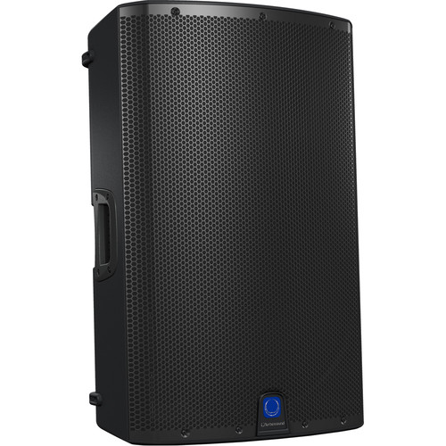 "Turbosound iX15 2-Way 1000W 15"" Powered Loudspeaker with KLARK TEKNIK DSP Technology, Remote Control via iPhone/iPad and Bluetooth Audio Streaming"