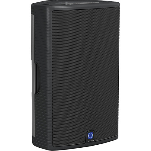"Turbosound Milan M15 1,100-Watt 2-Way 15"" Powered Loudspeaker"