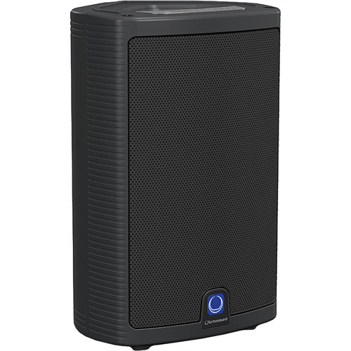 "Turbosound Milan M10 600-Watt 2-Way 10"" Powered Loudspeaker"