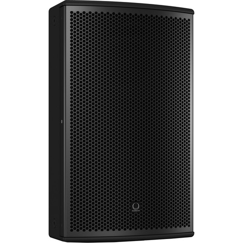 "Turbosound NuQ102 2-Way 10"" Full-Range Loudspeaker for Portable PA Applications (Black)"