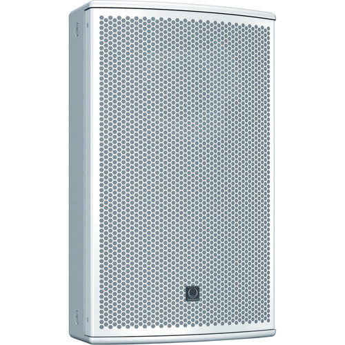 "Turbosound NuQ102-WH 2-Way 10"" Full-Range Loudspeaker for Portable PA Applications (White)"