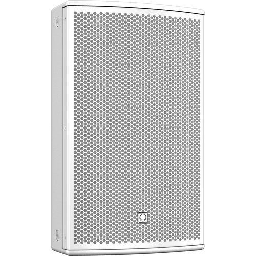 Turbosound NuQ-10DP Self-Powered 2-Way Loudspeaker (White)