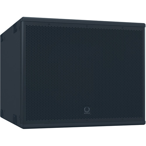 "Turbosound NuQ115B 15"" Front-Loaded 2000W Subwoofer (Black)"