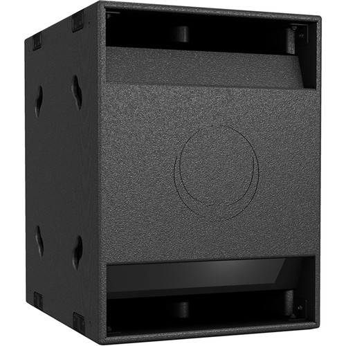 "Turbosound NuQ118B 18"" 2400W Band-Pass Subwoofer (Black)"
