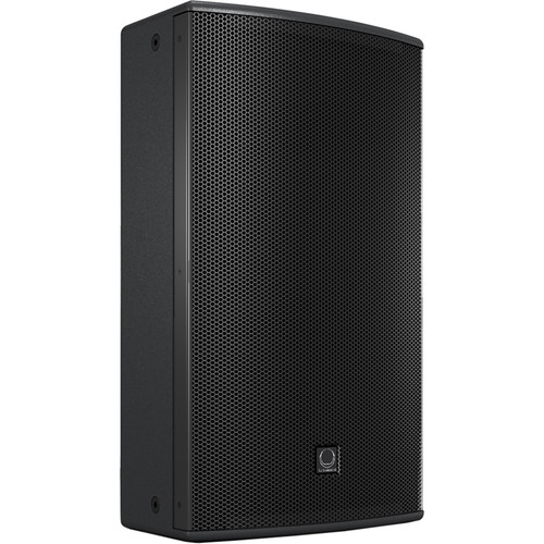 "Turbosound NuQ122 2-Way 12"" Full-Range Loudspeaker for Portable PA Applications (Black)"