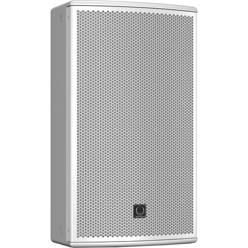 "Turbosound NuQ122-WH 2-Way 12"" Full-Range Loudspeaker for Portable PA Applications (White)"