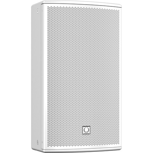 Turbosound NuQ-12DP Self-Powered 2-Way Loudspeaker (White)