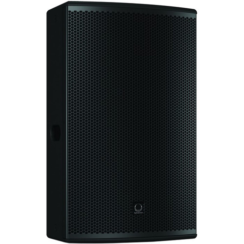 "Turbosound NuQ152 2-Way 15"" Full-Range Loudspeaker for Portable PA Applications (Black)"