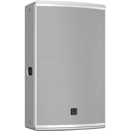 "Turbosound NuQ152-WH 2-Way 15"" Full-Range Loudspeaker for Portable PA Applications (White)"