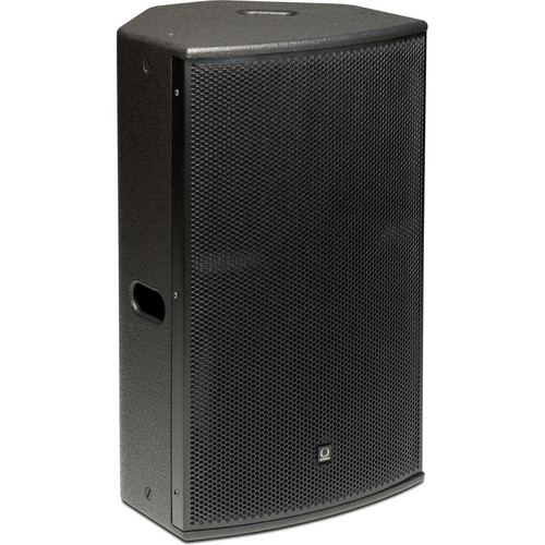Turbosound NuQ-15DP Self-Powered 2-Way Loudspeaker (Black)