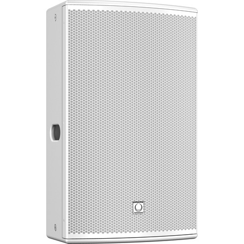 Turbosound NuQ-15DP Self-Powered 2-Way Loudspeaker (White)