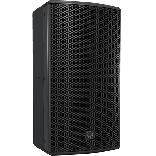 "Turbosound NuQ62 2-Way 6.5"" Full-Range Loudspeaker for Portable PA Applications (Black)"