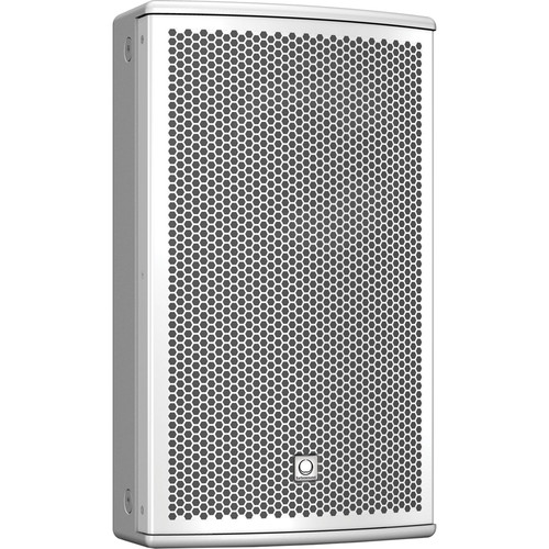 "Turbosound NuQ82-WH 2-Way 8"" Full-Range Loudspeaker for Portable PA Applications (White)"
