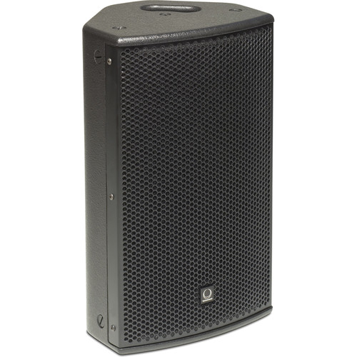 Turbosound NuQ-8DP Compact Self-powered 2-Way Loudspeaker (Black)