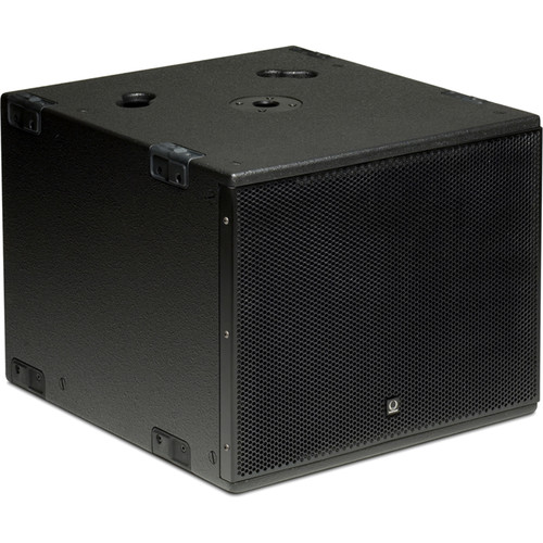 "Turbosound NuQ Series B15 Front-Loaded 15"" Subwoofer (Black)"