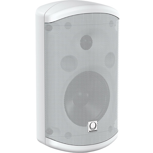 "Turbosound Impact TCI52-T 2-Way 5"" Full Range Loudspeaker with Line Transformer (White, 240W)"