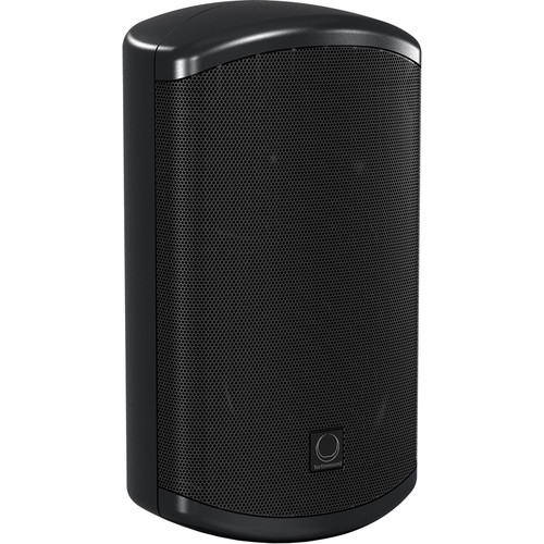 "Turbosound Impact TCI52-TR 2-Way Weather-Resistant 5"" Full Range Loudspeaker with Line Transformer (Black)"