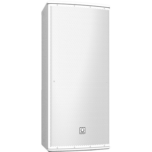 """Turbosound TCS122/96-RWH 12"""" Two-Way Full-Range Weather-Resistant Loudspeaker with Dendritic Waveguide (90° x 60° Dispersion Pattern, White)"""
