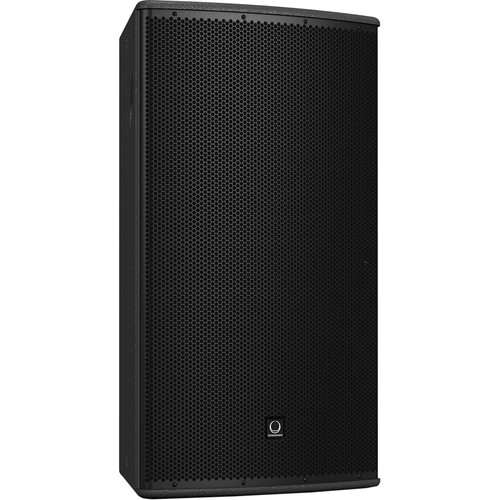 "Turbosound TCS152/96-R 15"" Two-Way Full-Range Weather-Resistant Loudspeaker with Dendritic Waveguide (90° x 60° Dispersion Pattern, Black)"