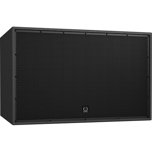 "Turbosound TCS218B-R Athens Dual 18"" Front-Loaded Weather-Resistant Subwoofer (Black)"