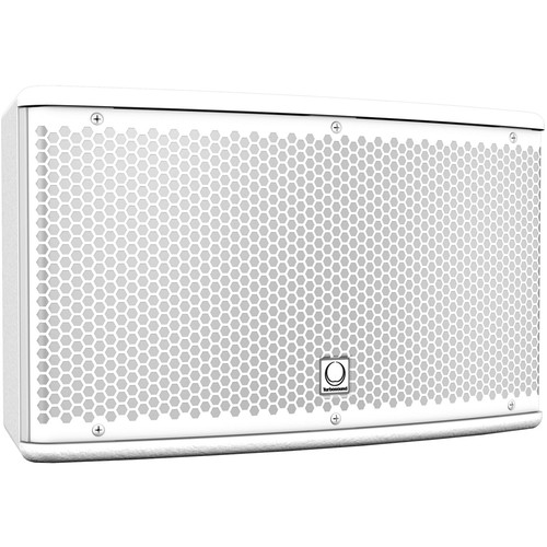 "Turbosound TCS62-R-WH Athens Arrayable 2-Way 6.5"" Full Range Weather-Resistant Loudspeaker (White)"