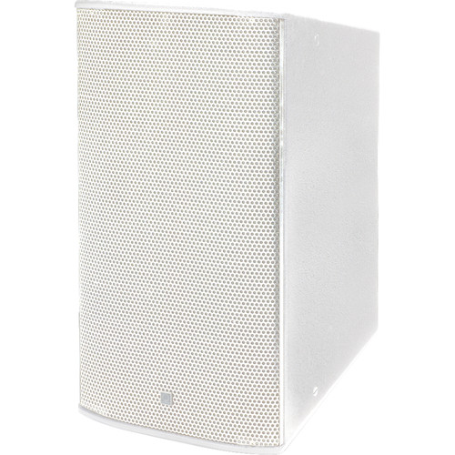 "Turbosound TCS-B15A 15"" Front Loaded Subwoofer (White)"