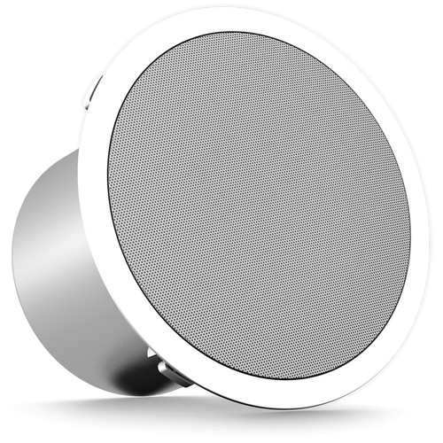 "Turbosound TCS-C50T 5"" Two-Way Full-Range Ceiling Loudspeaker with Line Transformer"