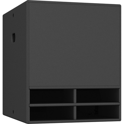"Turbosound Dublin TCX115B-R 15"" Band-Pass Weather-Resistant Subwoofer (Black)"