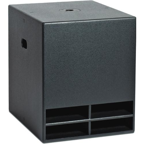 Turbosound TCX-15B Compact Bandpass Subwoofer (Black)