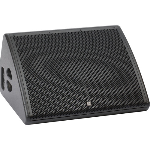 "Turbosound TFM-560 12"" Bi-Amped Two-Way Dual Floor Monitor (3,200W)"