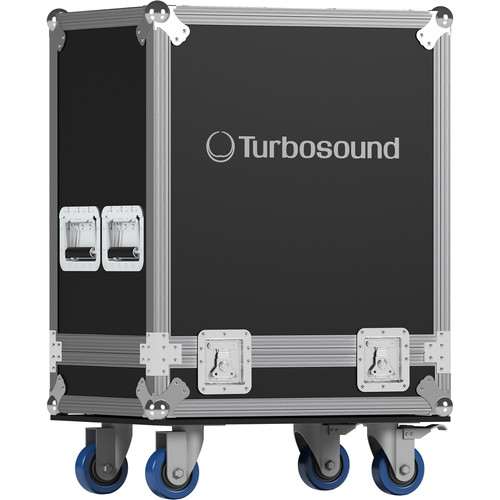 Turbosound TLX43RC4 Road Case for 4 TLX43 Line Array Elements Loudspeakers