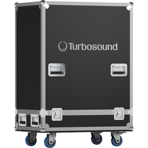 Turbosound TLX84RC4 Road Case for 4 TLX84 Line Array Elements Loudspeakers