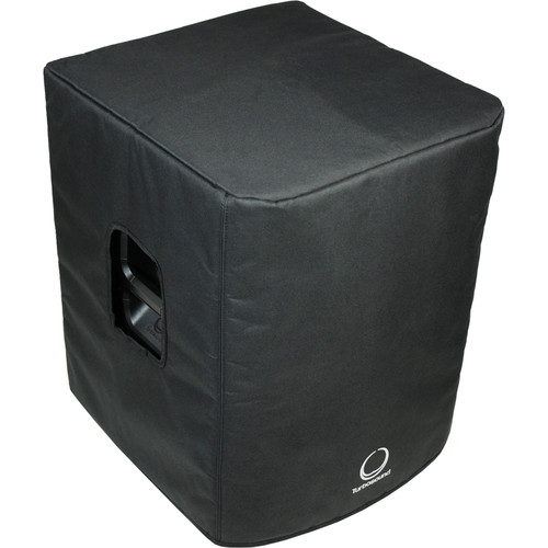 """Turbosound TS-PC15B-1 Water-Resistant Protective Cover for iQ15B and Select 15"""" Subwoofers (Without Casters Mounted)"""