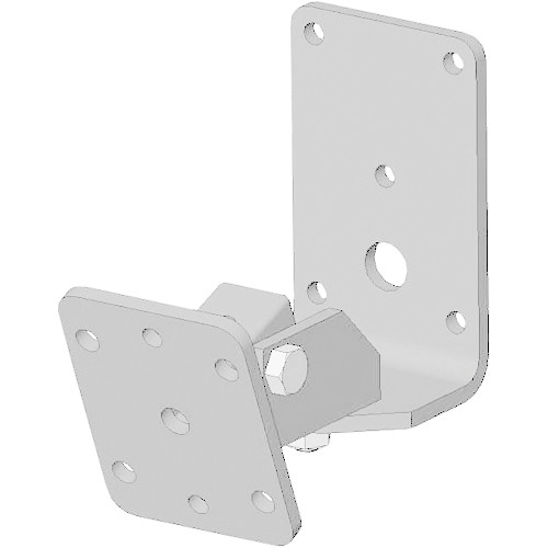 Turbosound WB-20 Wall Bracket (White)