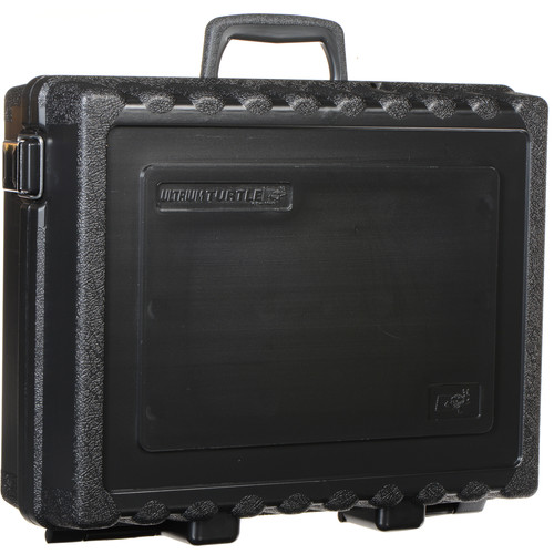 Turtle LTO Ultrium Compatible Case (20 Capacity, Black)