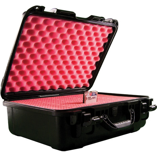 """Turtle Hard Drive Case for 55 2.5"""" Drives"""