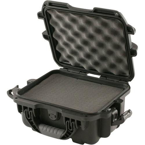 Turtle 509 ATA-Certified Waterproof Customizable Hard Case with Cubed Foam Insert (Black)