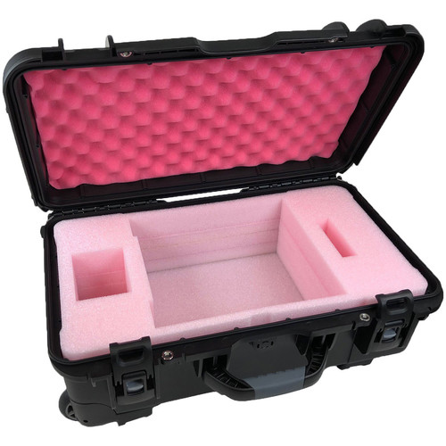 Turtle 1 Capacity, Waterproof With Antistatic Foam Slots Fitted Gtech Shuttle 4 Drive Raid