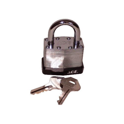 Turtle Ace Lock for Master 4 and Master 5 Containers with Set of 2-Keys