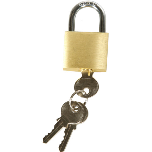 Turtle 5020 Key Lock (Medium, Brass)