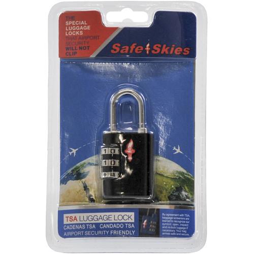 Turtle TSA 3 Dial Combination Lock