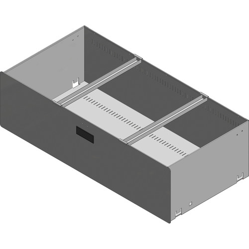 Turtle Filing Bin Drawer for Multimedia Cabinet