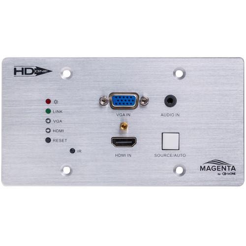 TV One HD-One Wall Plate Transmitter (EU)