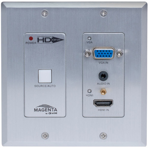TV One HD-One Wall Plate Transmitter (US)