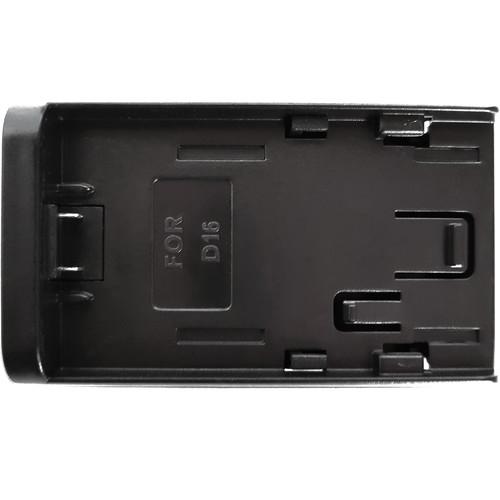 TVLogic Battery Adapter for VFM-055A Monitor (Panasonic CGR-D16/D28 Series; Single)