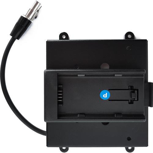TVLogic Battery Bracket for VFM-055A Monitor (Panasonic CGA/VB Series)
